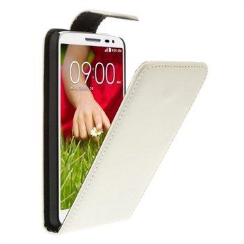 Billede af LG G2 Mini Deluxe Flip Cover - Hvid