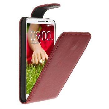 Billede af LG G2 Mini Deluxe Flip Cover - Rød