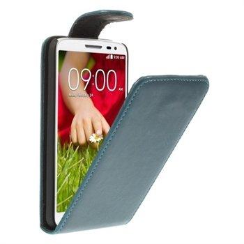 Image of LG G2 Mini Deluxe Flip Cover - Blå