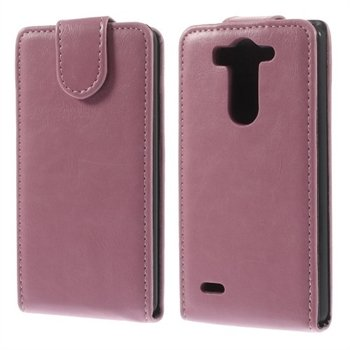 Image of LG G3 S Deluxe Flip Cover - Rosa