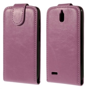 Image of Huawei Ascend G610 Flip Cover - Rosa