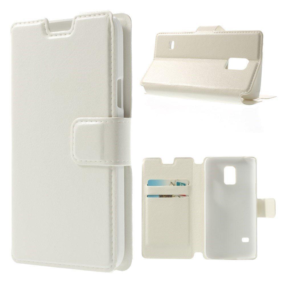 Billede af Samsung Galaxy S5 Mini Flip Cover Med Pung - Hvid