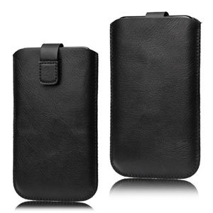 Samsung Galaxy Note taske/etui - sort