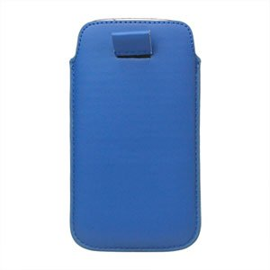 Image of   Samsung Galaxy S4 Taske/Etui - blå