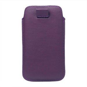 Image of   Samsung Galaxy S4 Taske/Etui - lilla