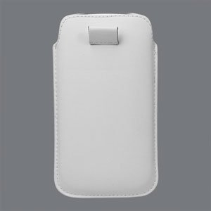 Billede af Samsung Galaxy S4 Taske/Etui - hvid