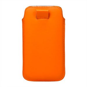 Image of   Samsung Galaxy S4 Taske/Etui - orange