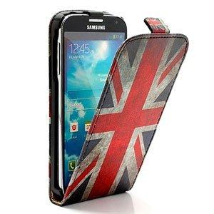 Billede af Samsung Galaxy S4 Design Taske/Etui - Union Jack