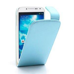Billede af Samsung Galaxy S4 FlipCase Taske/Etui - Lys Blå