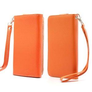 Billede af Flot taske med rem og kreditkortholder - orange
