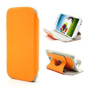 Billede af Samsung Galaxy S4 Rotating Taske/Etui Med Stand - Orange