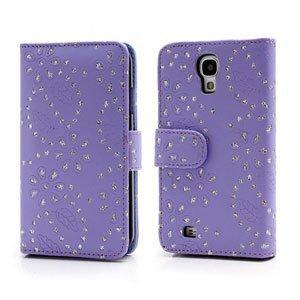 Billede af Samsung Galaxy S4 Glitter Taske/Etui - Lilla
