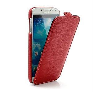 Billede af Samsung Galaxy S4 FlipCase Taske/Etui - Rød