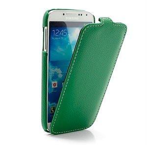 Billede af Samsung Galaxy S4 FlipCase Taske/Etui - Grøn