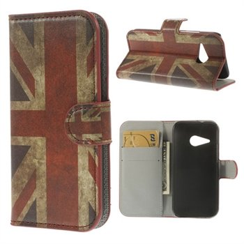 Image of HTC One Mini 2 Flip Cover Med Pung - Union Jack