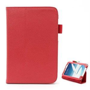 Billede af Samsung Galaxy Note 8.0 kickstand - rød