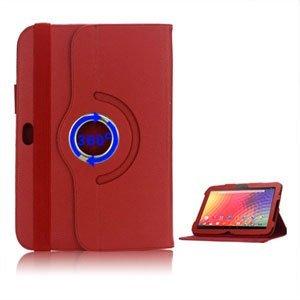 Image of Google Nexus 10 Rotating Smart Cover - rød