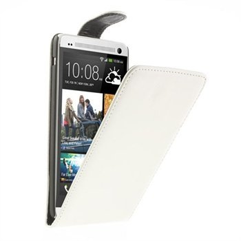 Image of HTC One max FlipCase Taske/Etui - Hvid