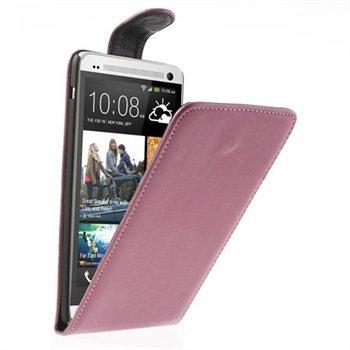 Image of HTC One max FlipCase Taske/Etui - Rosa