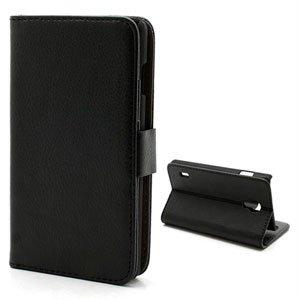 Image of LG Optimus L7 2 FlipStand Taske/Etui - Sort