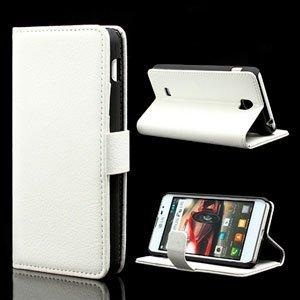 Image of LG Optimus F5 FlipStand Taske/Etui - Hvid