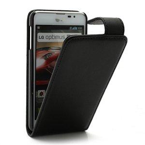 Image of LG Optimus F5 FlipCase Taske/Etui - Sort