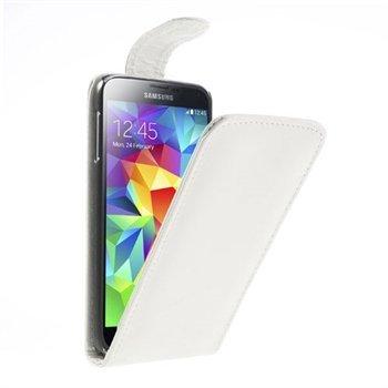 Billede af Samsung Galaxy S5/S5 Neo FlipCase Taske/Etui - Hvid