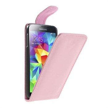 Billede af Samsung Galaxy S5/S5 Neo FlipCase Taske/Etui - Pink