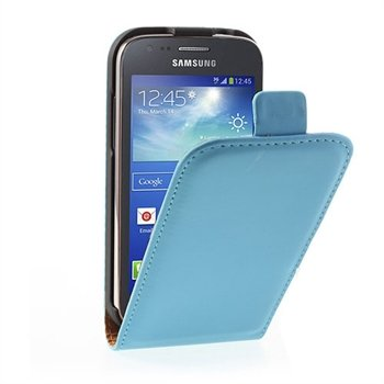 Image of Samsung Galaxy Ace 3 FlipCase Taske/Etui - Blå