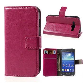 Image of Samsung Galaxy Ace 3 FlipStand Taske/Etui - Rosa