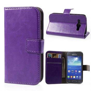 Image of Samsung Galaxy Ace 3 FlipStand Taske/Etui - Lilla