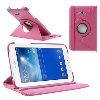 Billede af Samsung Galaxy Tab 3 Lite Rotating Kickstand - Rosa