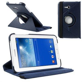 Billede af Samsung Galaxy Tab 3 Lite Rotating Kickstand - Mørk Blå