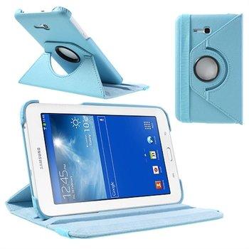 Billede af Samsung Galaxy Tab 3 Lite Rotating Kickstand - Lys Blå