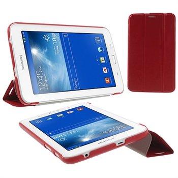 Billede af Samsung Galaxy Tab 3 Lite Smart Cover Stand - Rød