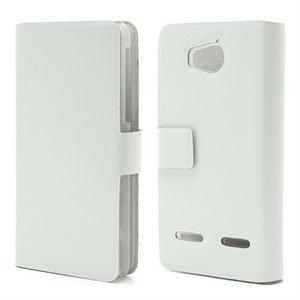 Image of Huawei Honor 2 FlipStand Taske/Etui - Hvid