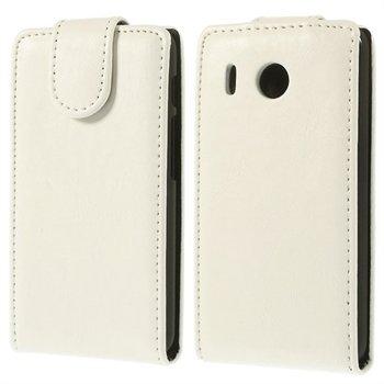 Billede af Huawei Ascend Y320 Flip Cover - Hvid