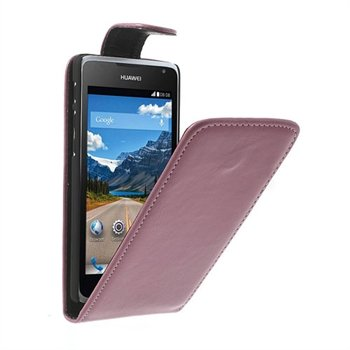 Image of Huawei Ascend Y530 Style Flip Cover - Pink