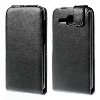 Image of Huawei Ascend Y600 Flip Cover - Sort