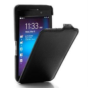 Image of BlackBerry Z10 FlipCase Taske/Etui - Sort