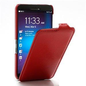 Image of BlackBerry Z10 FlipCase Taske/Etui - Rød
