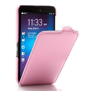 Image of BlackBerry Z10 FlipCase Taske/Etui - Pink