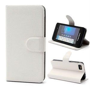 Image of BlackBerry Z10 FlipStand Taske/Etui - Hvid