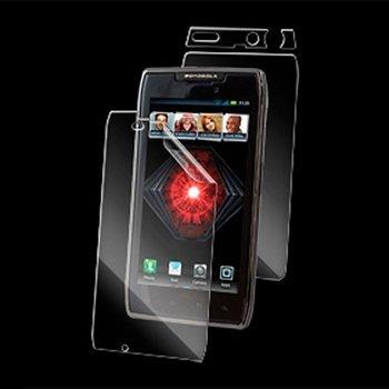Image of Motorola Droid Razr Maxx invisible SHIELD MAXIMUM beskyttelse