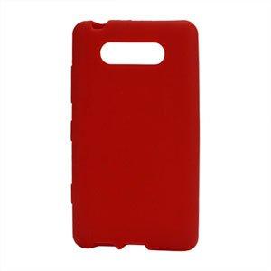 Billede af Nokia Lumia 820 Silikone cover fra inCover - rød