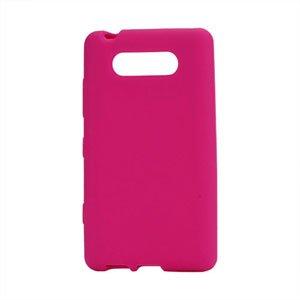 Billede af Nokia Lumia 820 Silikone cover fra inCover - rosa