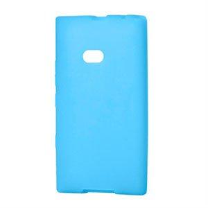 Billede af Nokia Lumia 900 Silikone cover fra inCover - blå