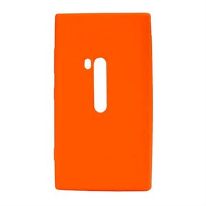 Nokia Lumia 920 Silikone cover fra inCover - orange