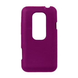 Image of HTC EVO 3D Silikone cover fra inCover - lilla