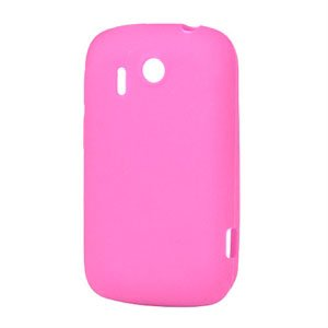 Image of HTC Explorer Silikone cover fra inCover - pink